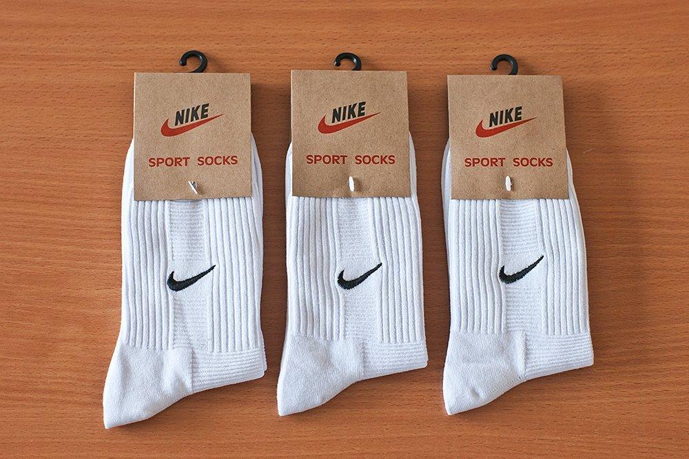 Носки длинные Nike - 3 пары / 2797