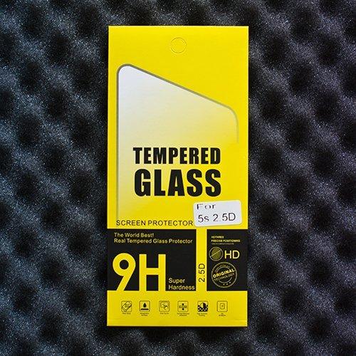 Защитное стекло для iPhone 5S / 3736