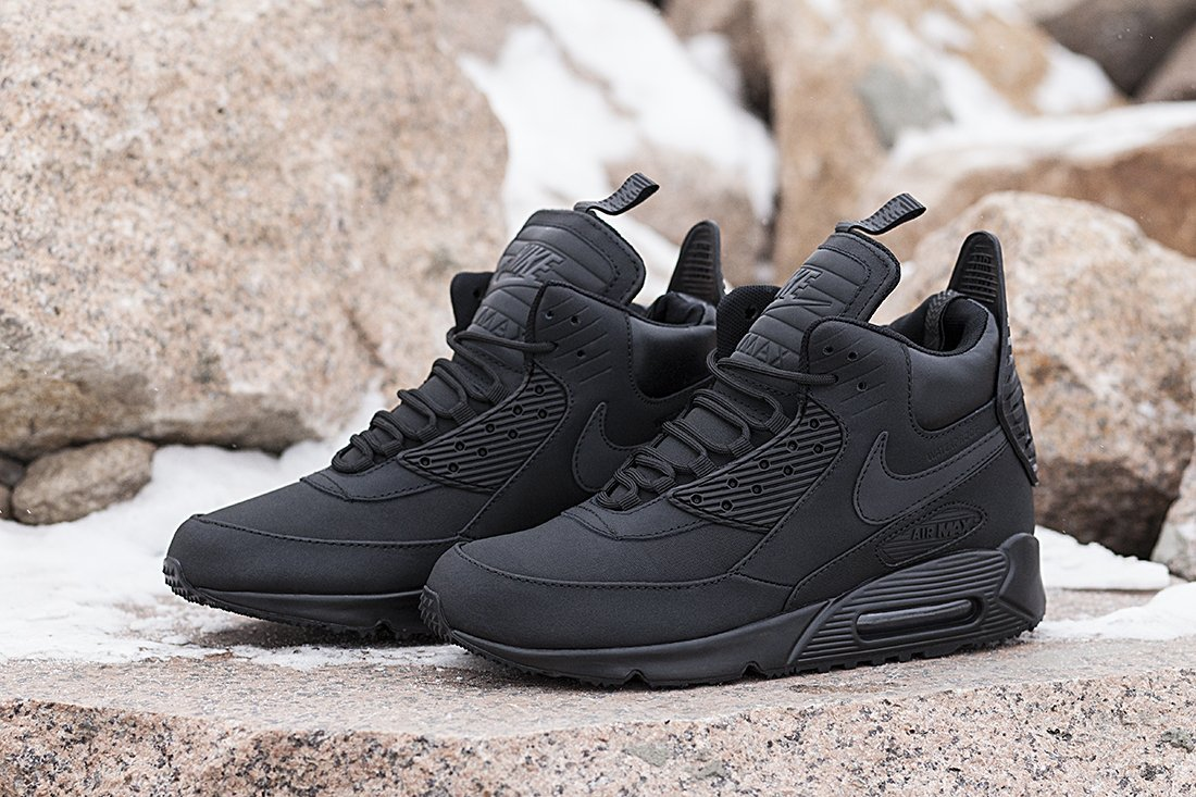 Кроссовки Nike Air Max 90 Sneakerboot / 5605