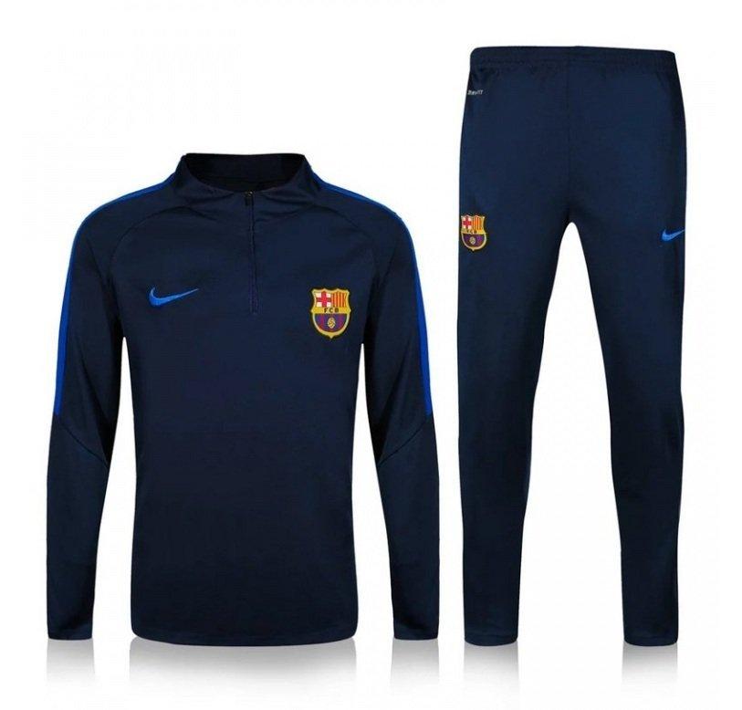 Спортивный костюм Nike FC Barcelona (5887)