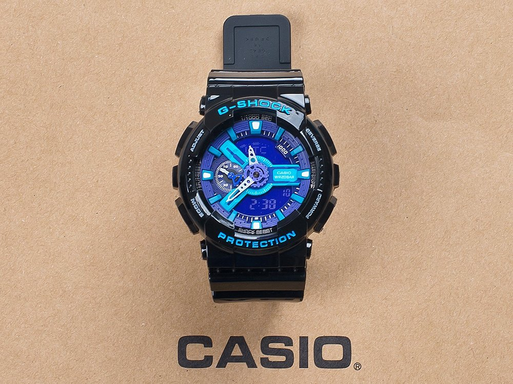 Часы Casio G-Shock GA-110 / 5972