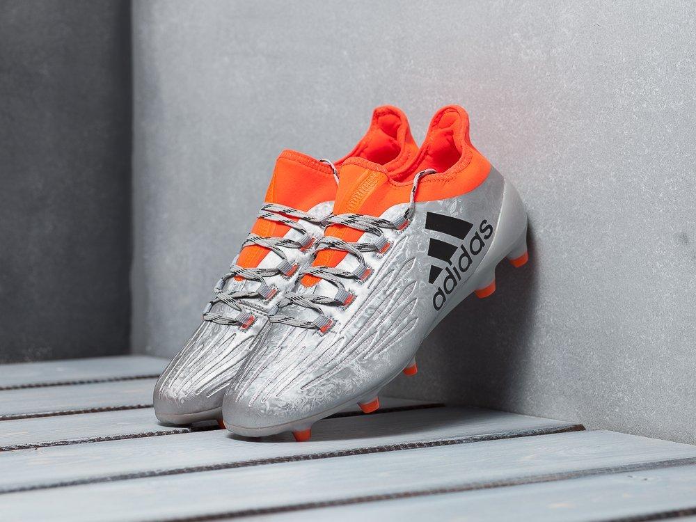 Футбольная обувь Adidas x 16.1 FG / 6142