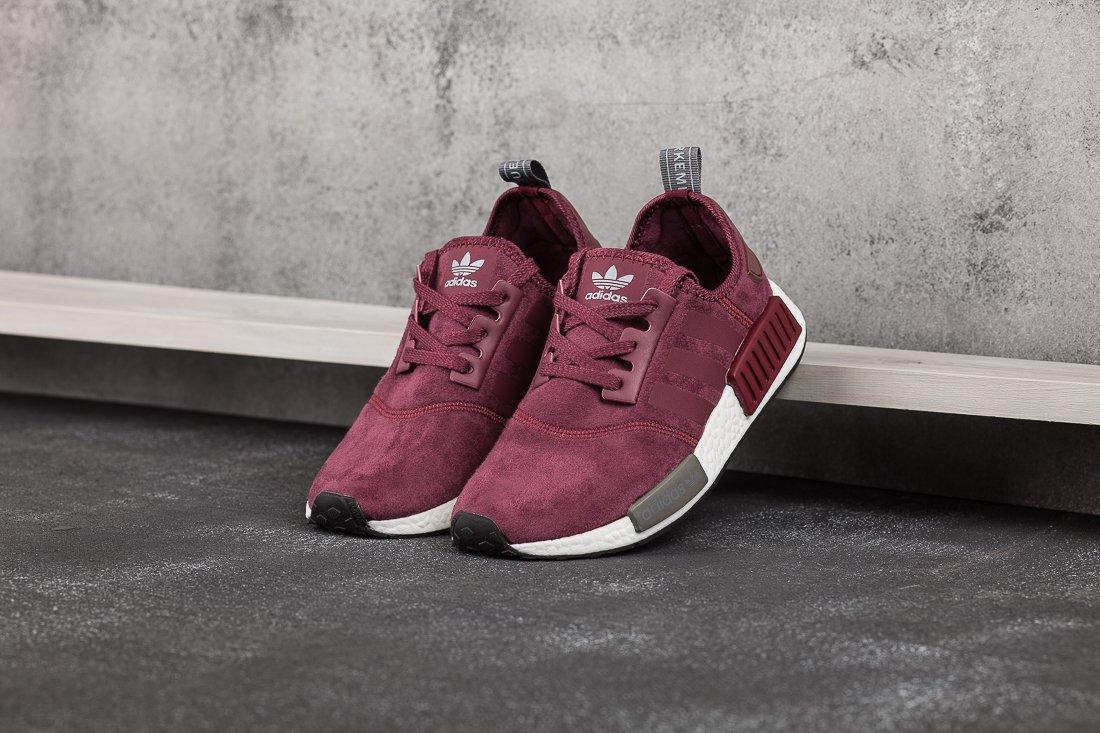 Кроссовки Adidas NMD Runner R1 Suede / 6352