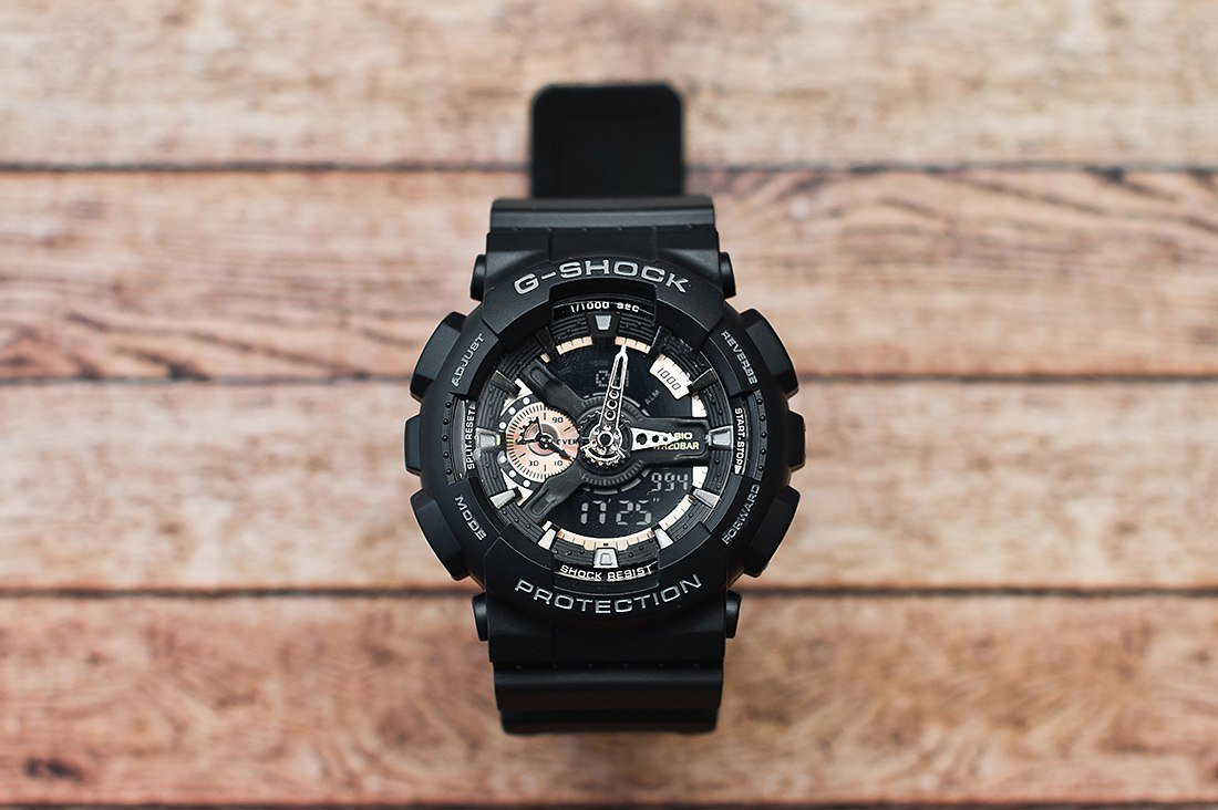 Часы Casio G-Shock GA-110 / 6579