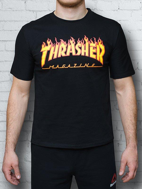 Футболка THRASHER / 6830
