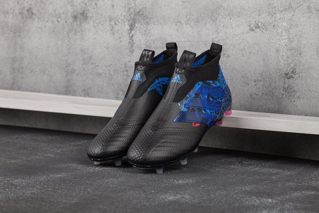 Футбольная обувь Adidas ACE 17+ Purecontrol FG / 7678