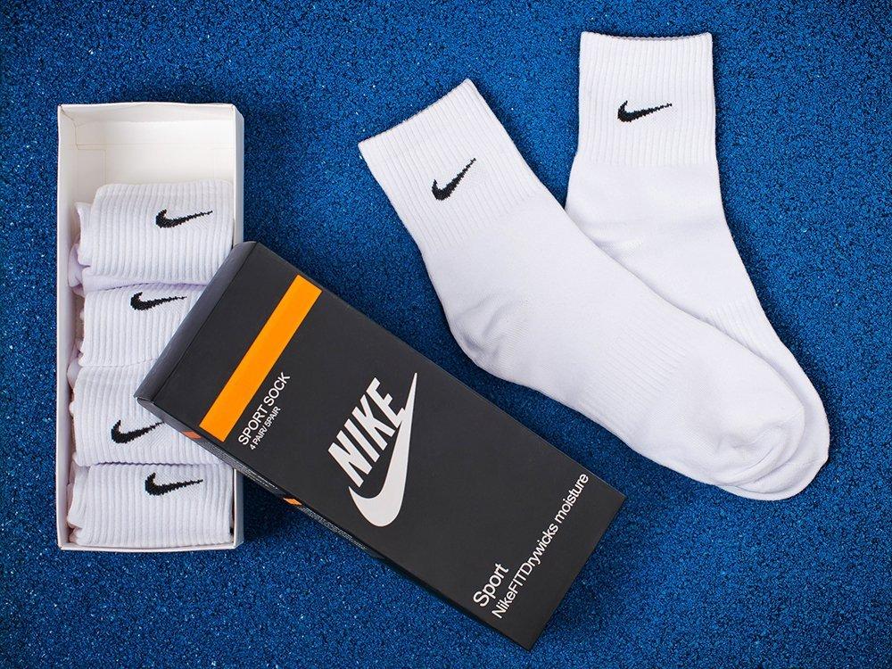 Носки длинные Nike - 5 пар / 8003