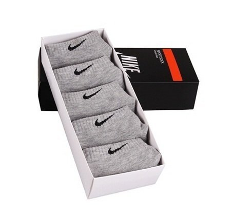 Носки длинные Nike - 5 пар / 8101