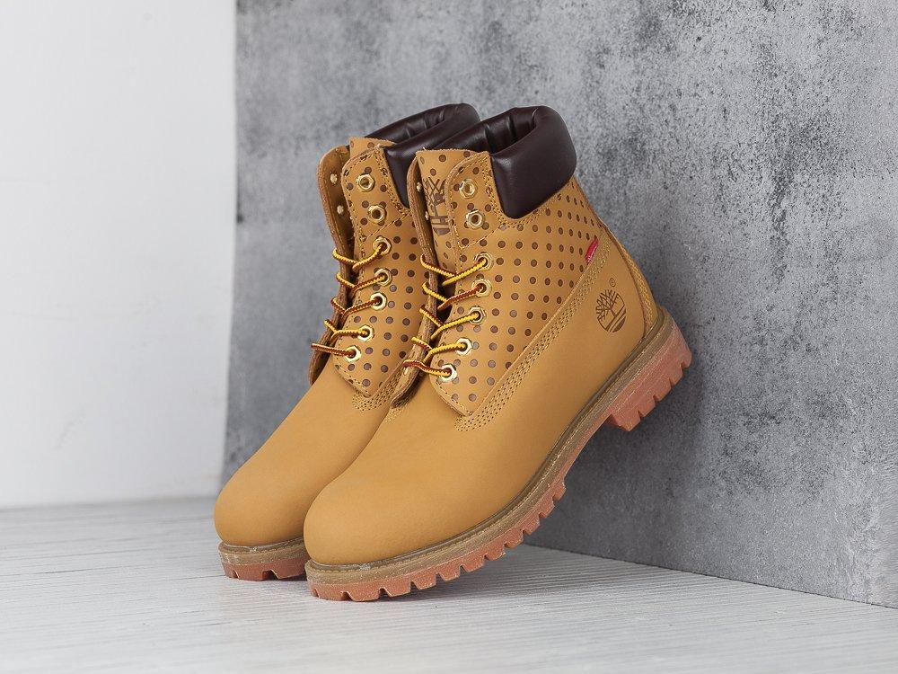 Ботинки Timberland x Supreme / 8451