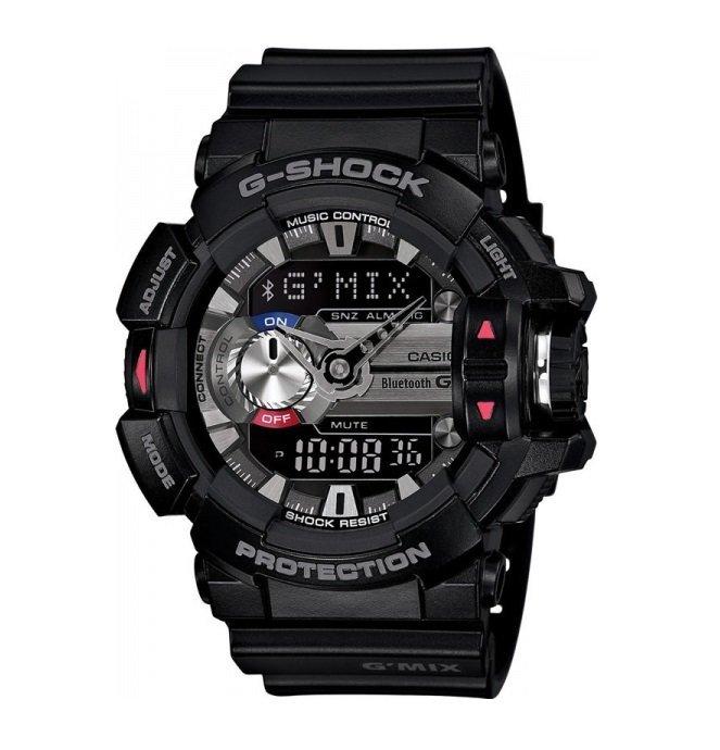 Часы Casio G-Shock GBA-400 / 8689
