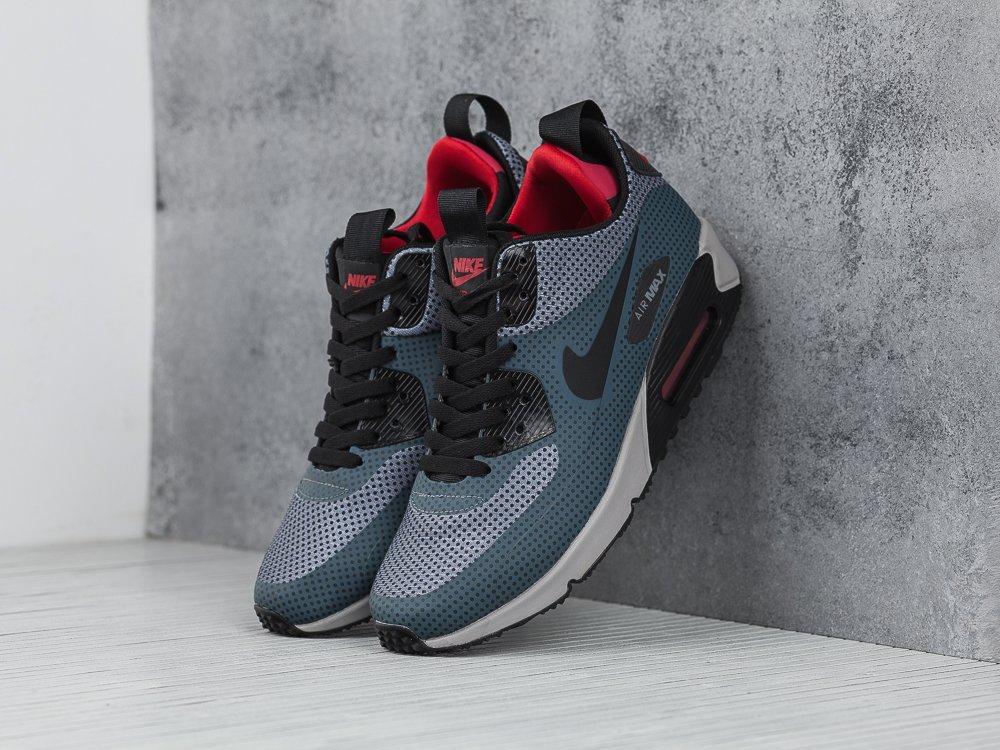 Кроссовки Nike Air Max 90 Mid winter (8696)