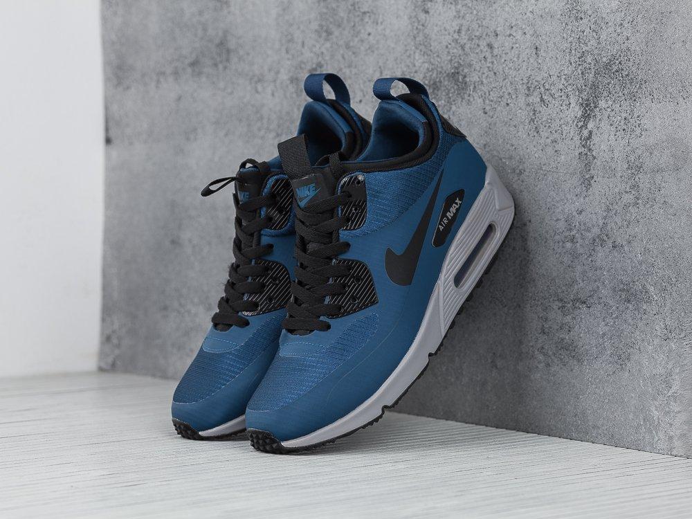Кроссовки Nike Air Max 90 Mid winter (8697)