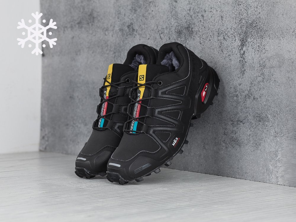 Кроссовки Salomon SPEEDCROSS 3 CS / 8713