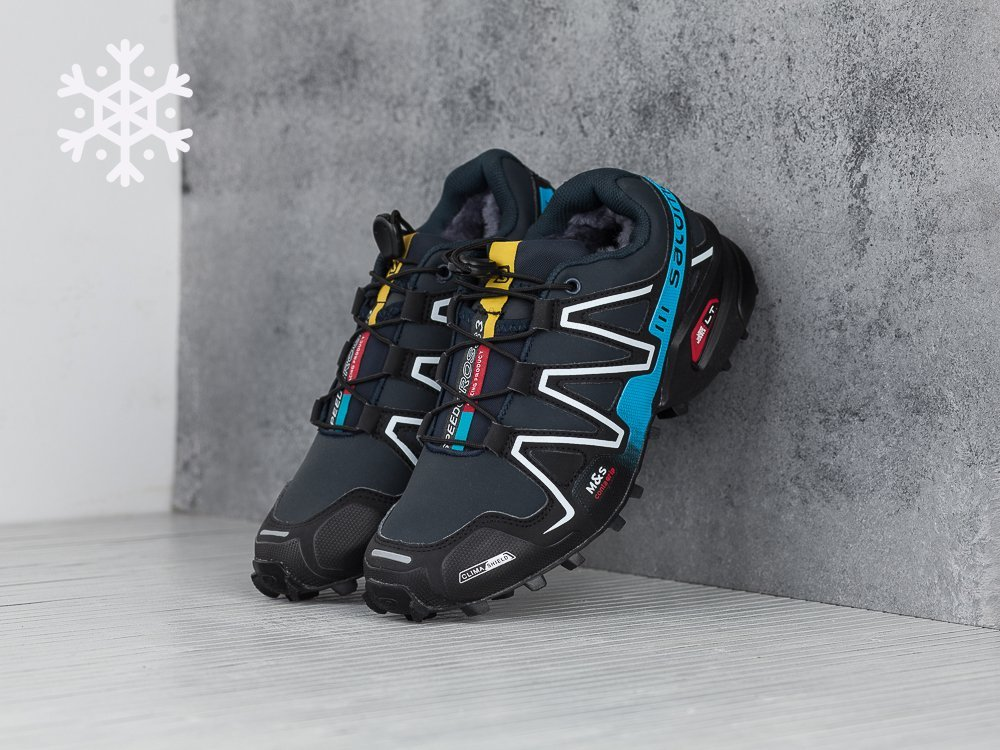 Кроссовки Salomon SPEEDCROSS 3 CS / 8714