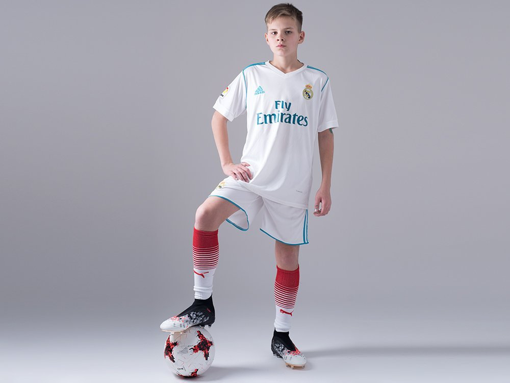 Футбольная форма Adidas FC Real Madrid (8856)