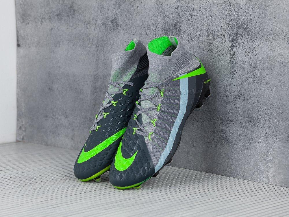 Футбольная обувь Nike HypervenomX Proximo II DF FG / 9283