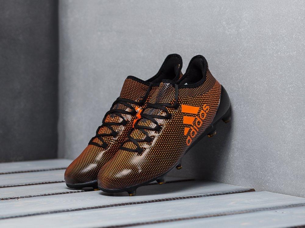 Футбольная обувь Adidas X 17.1 FG / 9352