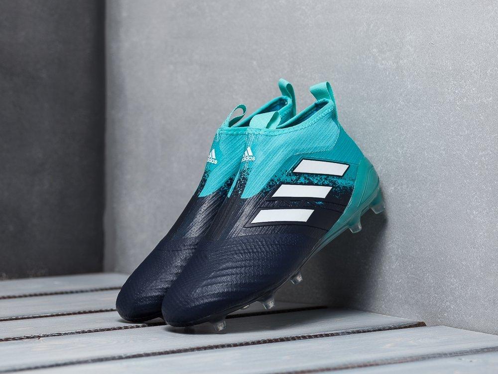 Футбольная обувь Adidas ACE Tango 17+ Purecontrol FG (9355)