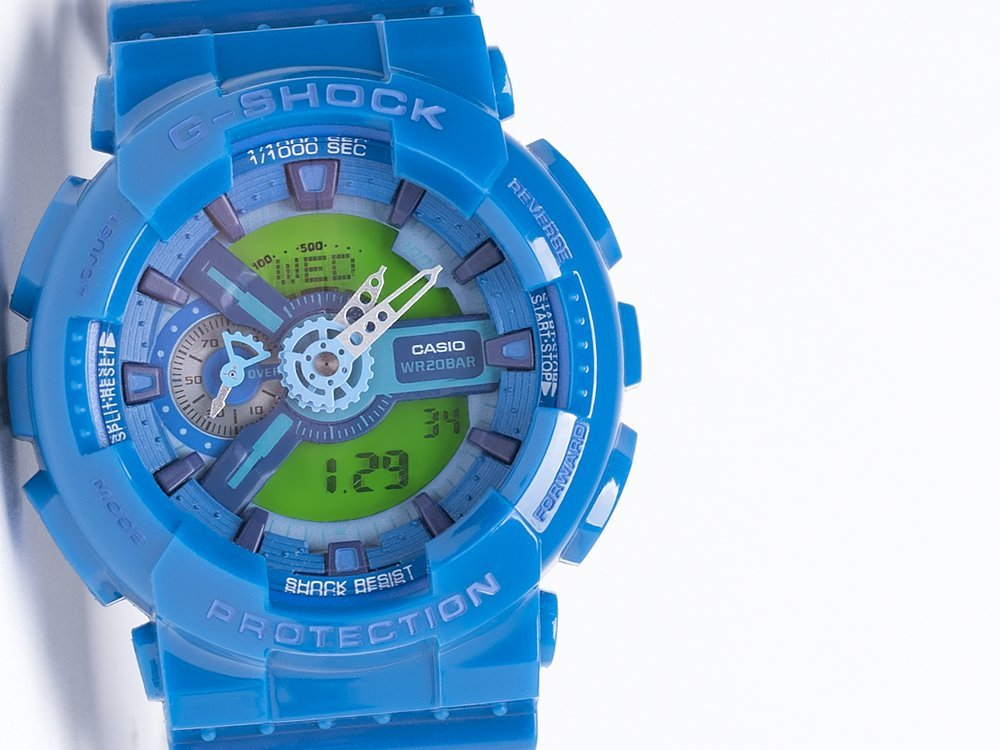 Часы Casio G-Shock GA-110 / 9390