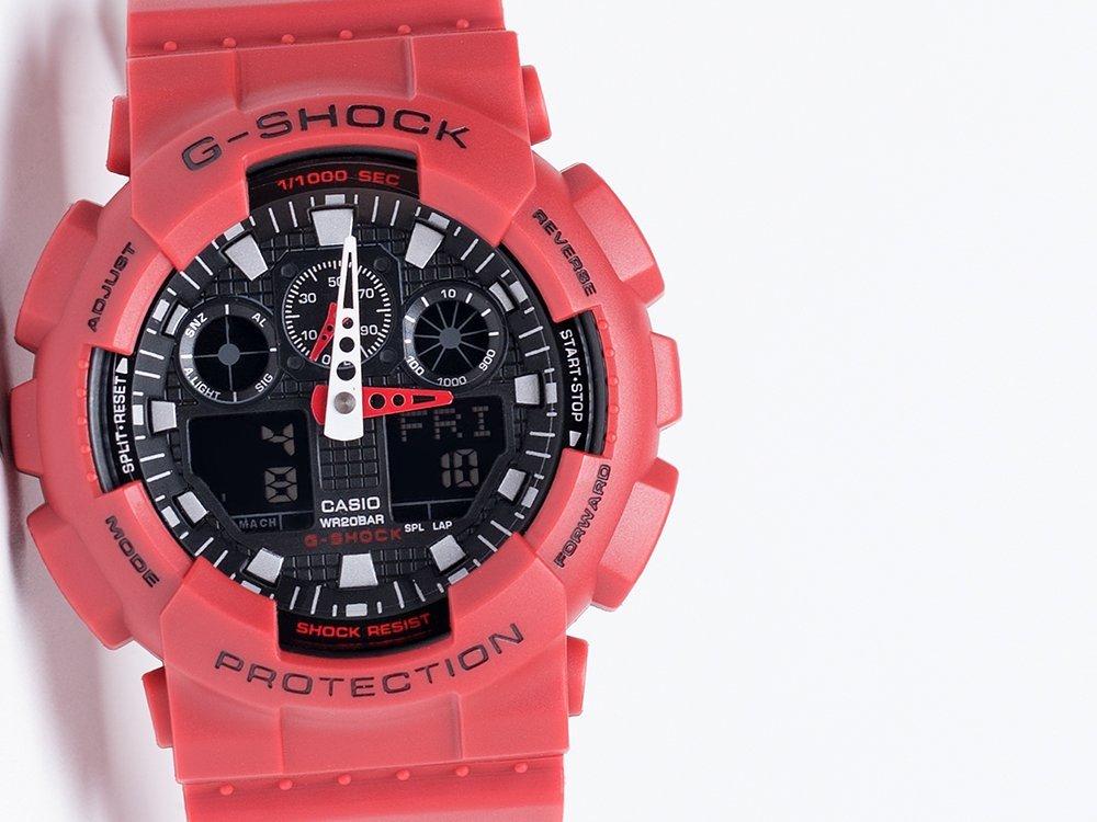 Часы Casio G-Shock GA-100 / 9397