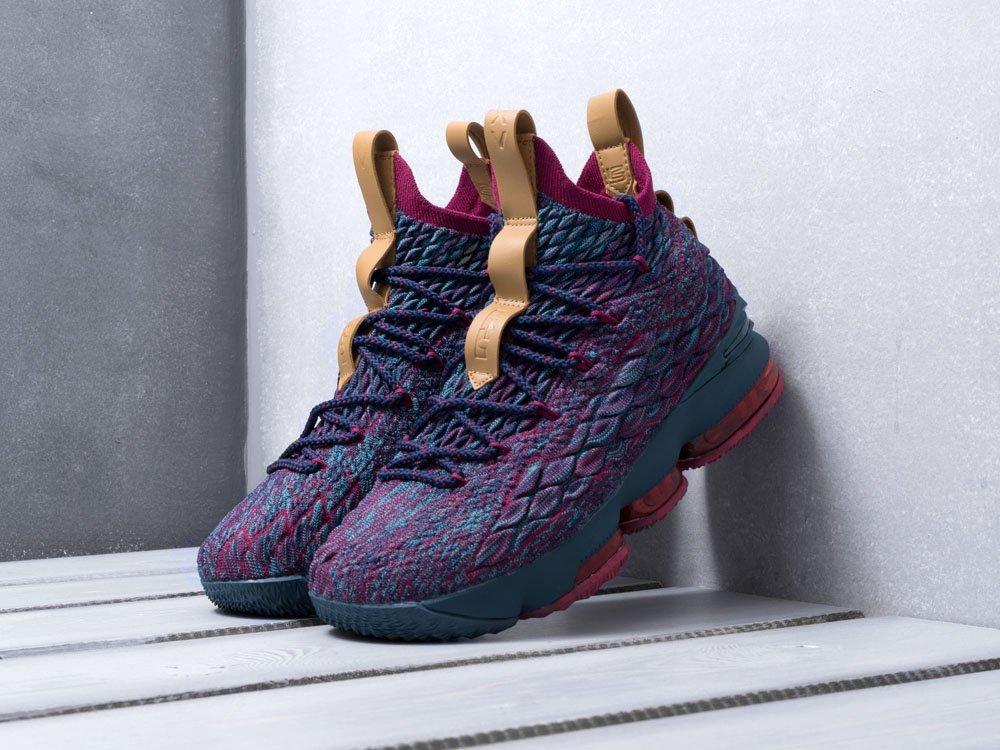 Кроссовки Nike Lebron XV (9455)