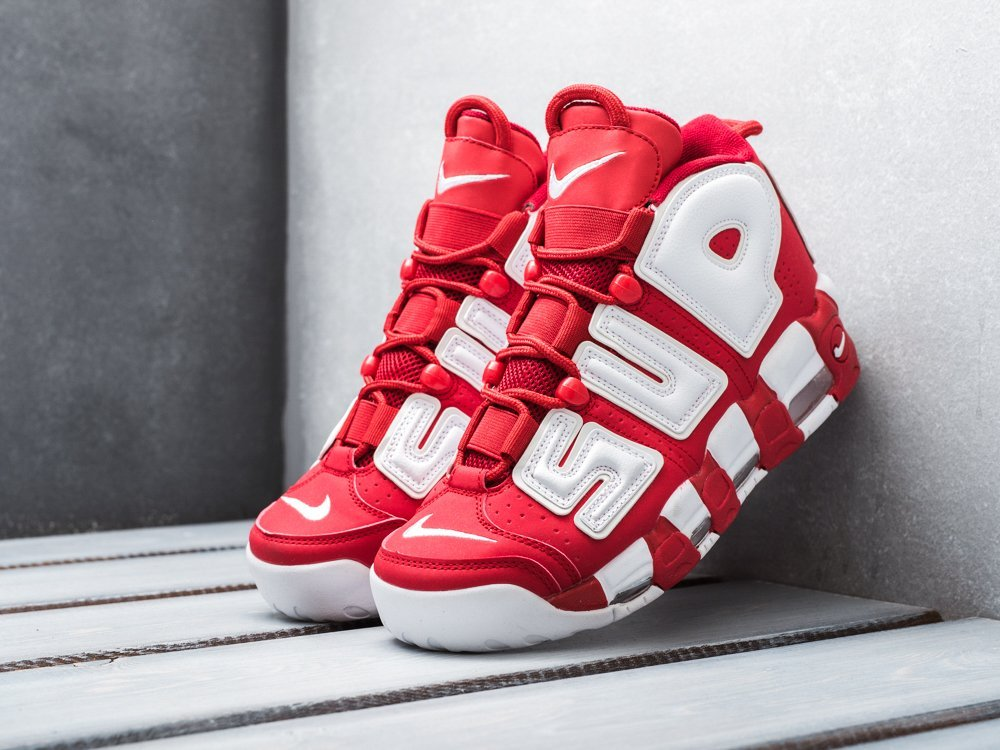 Кроссовки Nike Air More Uptempo x Supreme / 9470