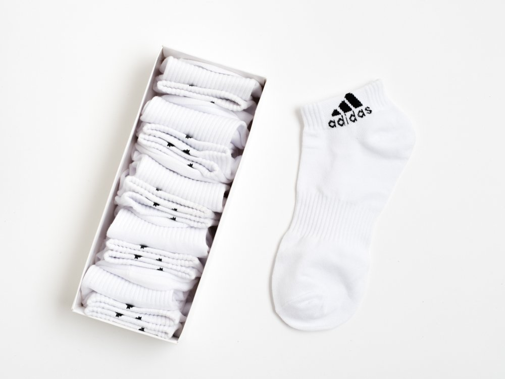 Носки короткие Adidas - 5 пар / 9582