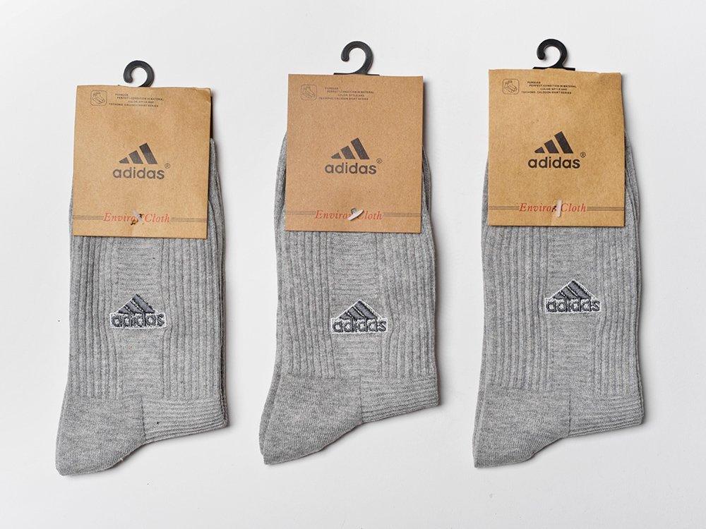 Носки длинные Adidas - 3 пары / 9596