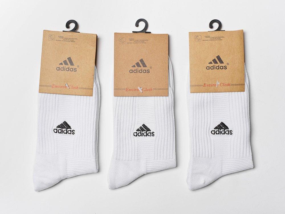 Носки длинные Adidas - 3 пары / 9598