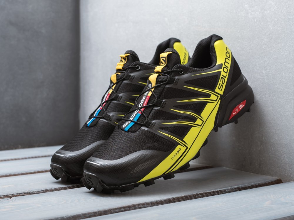 Кроссовки Salomon SpeedCross Pro / 9705