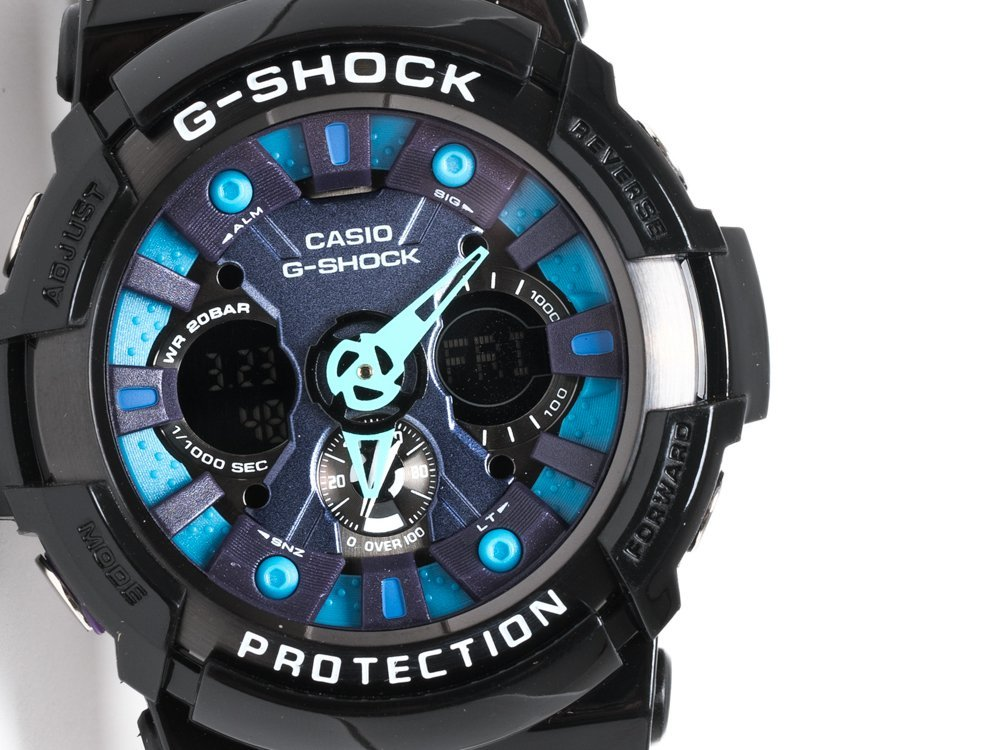 Часы Casio G-Shock GA-200 / 9951