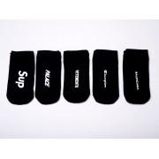 Носки короткие Sup в коробке 5 пар