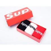 Носки Supreme в коробке 3 пары